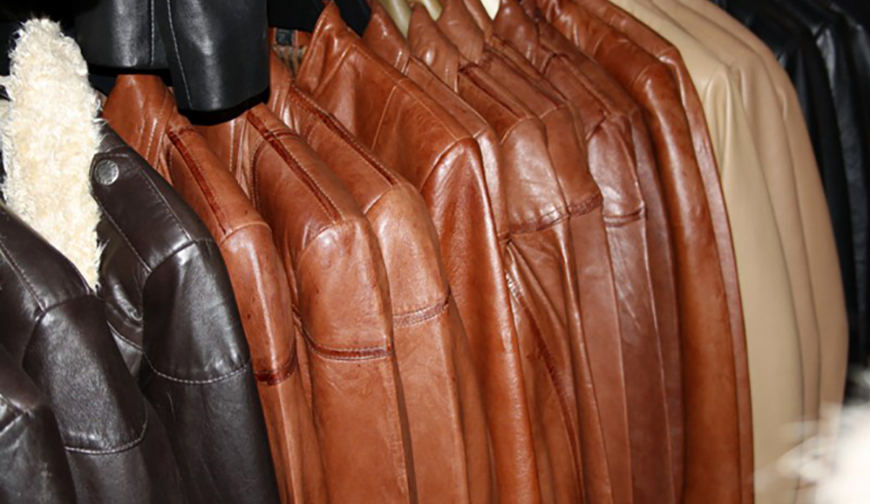 Curățica - Curățătorie haine din piele
